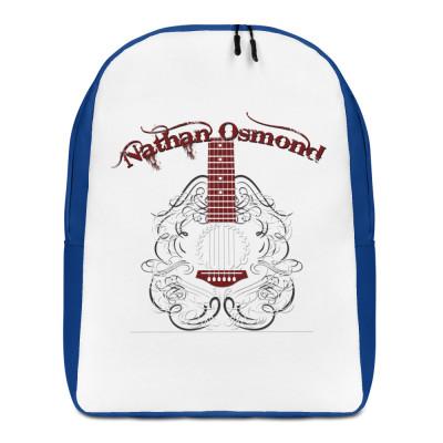 Nathan Osmond Guitar - Minimalist Backpack