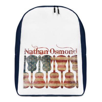 Nathan Osmond America Guitar - Minimalist Backpack