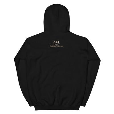 TDF Hoodie - Black