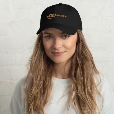 TD Foundation Hat - Black