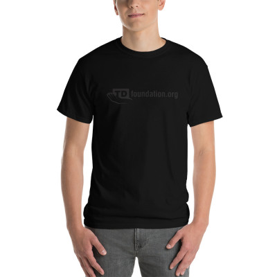TD Foundation Special Edition Tee - Stealth
