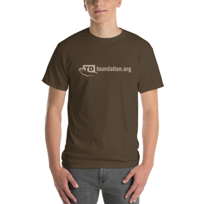 TD Foundation Special Edition Tee - Army Olive Drab