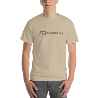 TD Foundation Special Edition Tee - Sand
