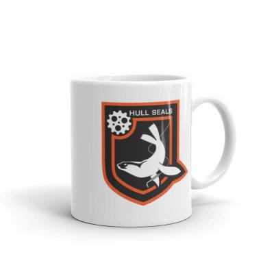 Hull Seals Logos Mug
