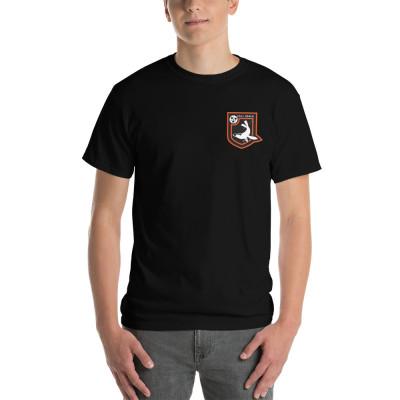 Hull Seals Short Sleeve T-Shirt (Heart Shield)