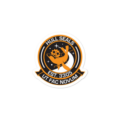 Hull Seal Roundel Bubble-free stickers