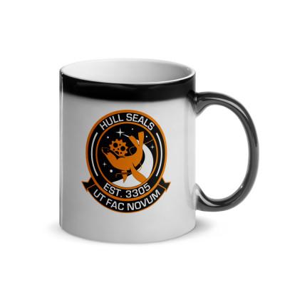 Hull Seals Heat Activated Roundel Mug
