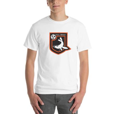 Hull Seals Short Sleeve T-Shirt (Centre Shield)