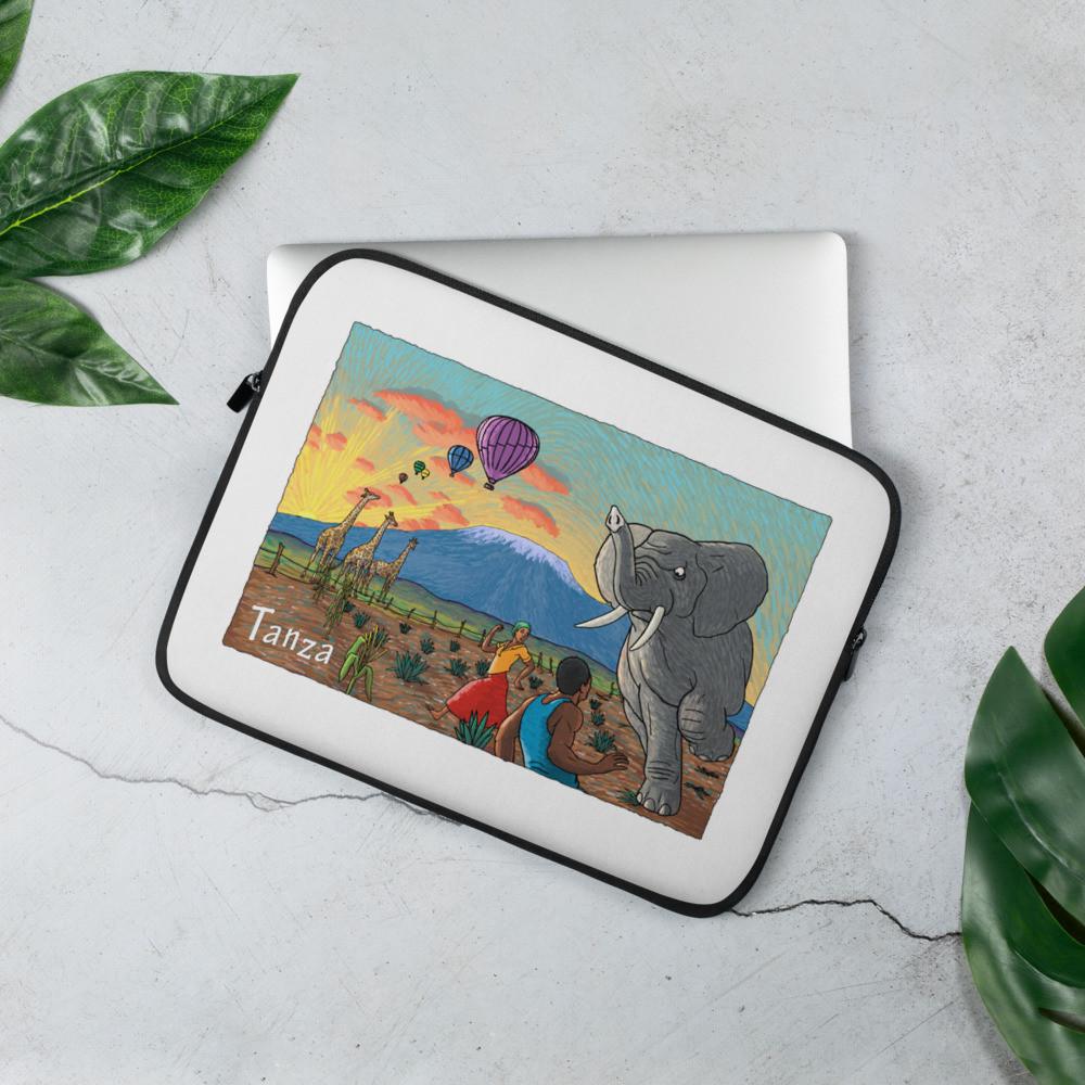 Laptop Sleeve - Tanza
