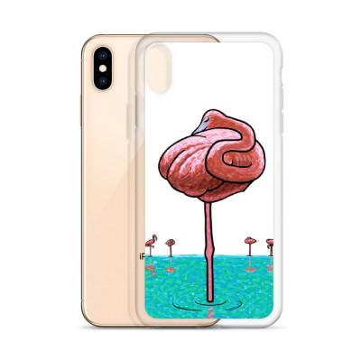 iPhone Case - Flamingo