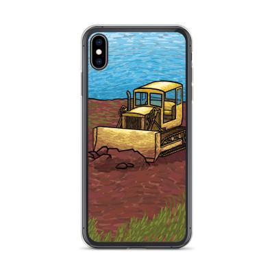 Bulldozer iPhone Case