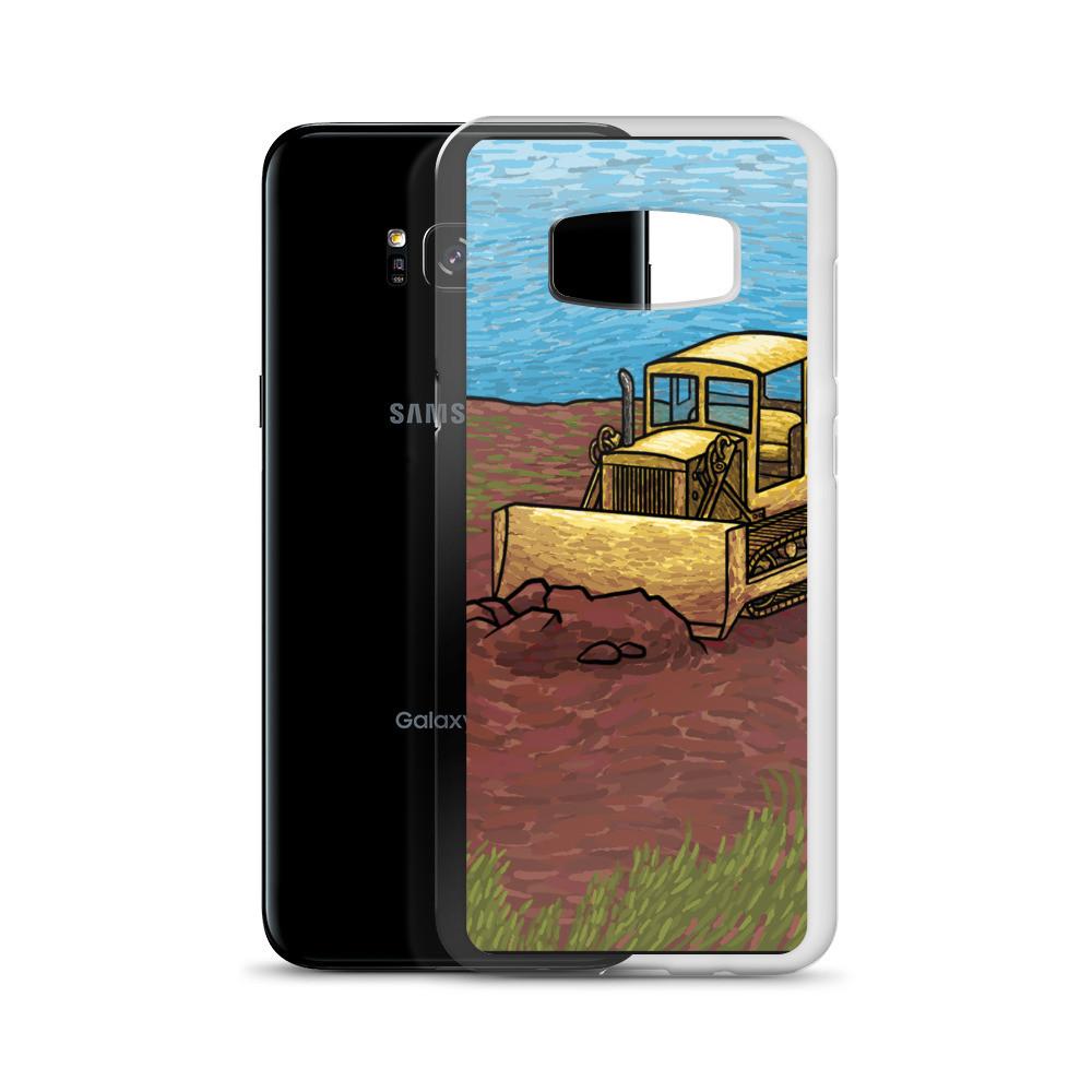 Bulldozer Samsung Case
