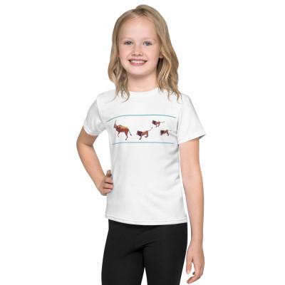 Giant Eland - Lions Kids T-Shirt