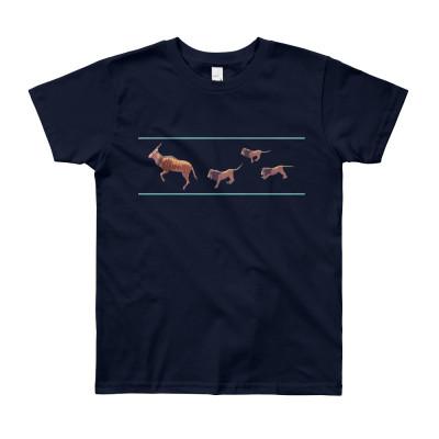 Giant Eland - Lions Youth Short Sleeve T-Shirt