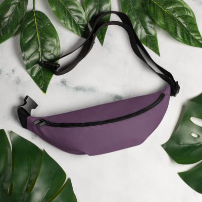 Purple Fanny Pack