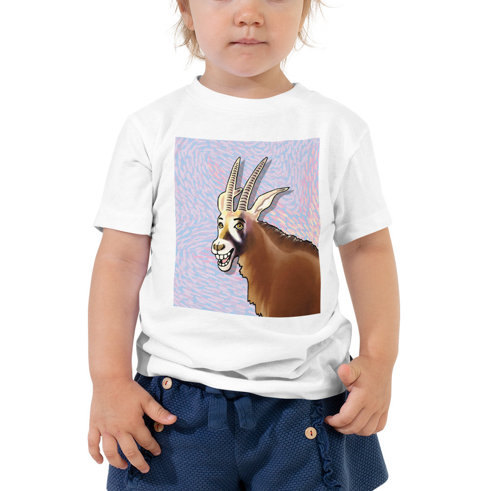 Antelope Toddler Short Sleeve Tee