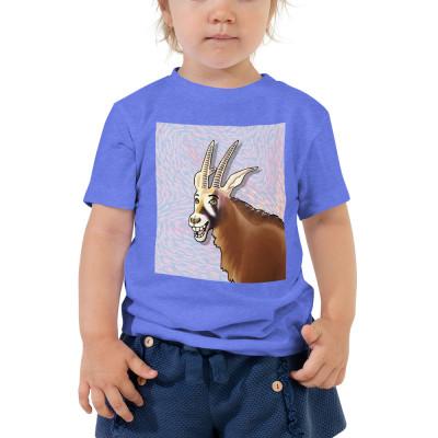 Antelope Toddler Short Sleeve Tee
