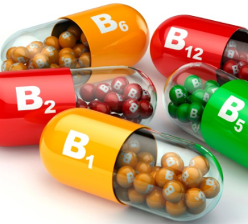 B Complex Vitamins - 90 vegetarian capsules (90 serv.)