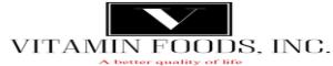 Vitamin Foods Inc