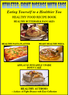 ATHLETES BOOK - EAT YOUR WAY TO A COMPETITIVE ADVANTAGE