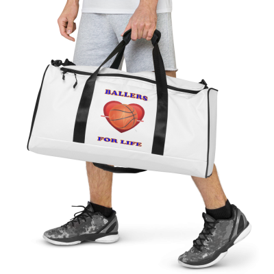 Ballers for Life Duffle bag