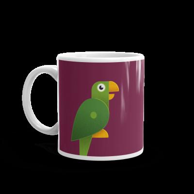 Parrot Mug