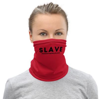 Covid Slave Mask | Covid Neck Gaiter | Covid Gag Gifts | Covid Slave Gear