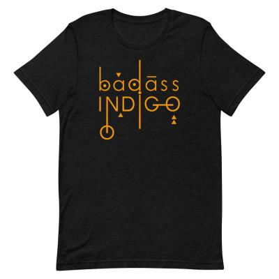 Badass Indigo Unisex Shirt, Introvert T-Shirt, Anti-Social Tee, Spiritual Shirts, Starseed TShirts, Lightworker, Spiritual Gangsta, Warrior Gift Ideas