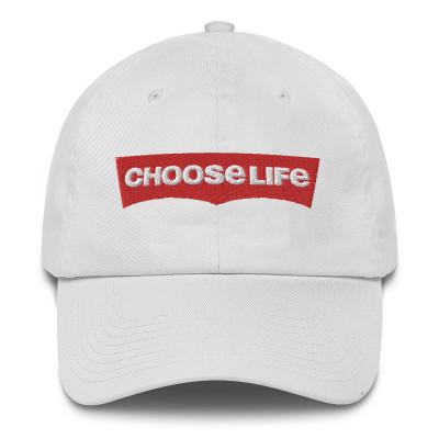 Choose Life Dad Hat