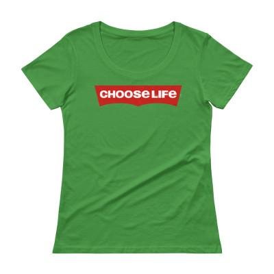 Women's Choose Life T-Shirt