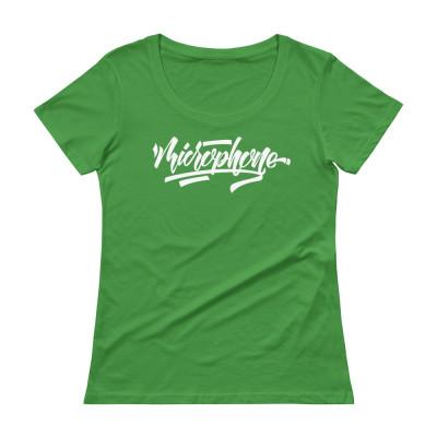Women's Graffiti Short Sleeve T-Shirt