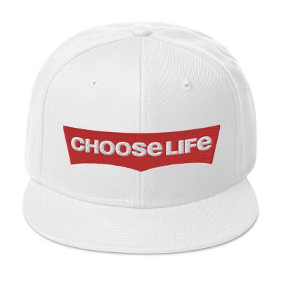 Choose Life Snapback