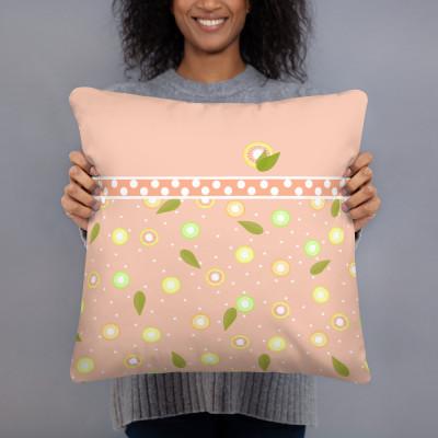 Citrus Punch Pillow