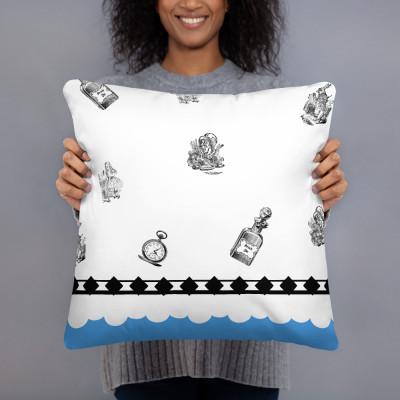Alice apron Pillow