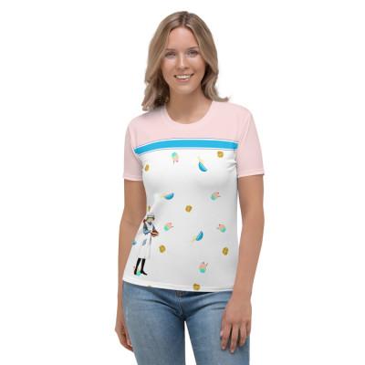 Baker girl Women's T-shirt