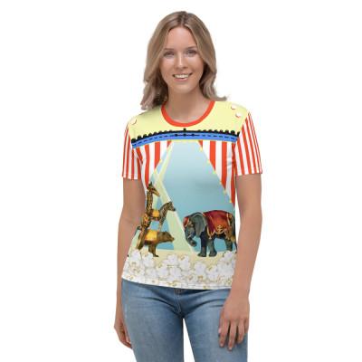 Circus Bigtop Women's T-shirt