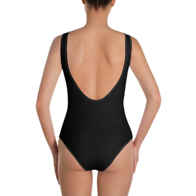 A Merry Chase One-Piece Swimsuit