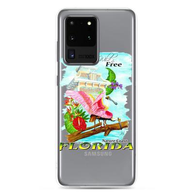 Floridian Spoonbills Samsung Case