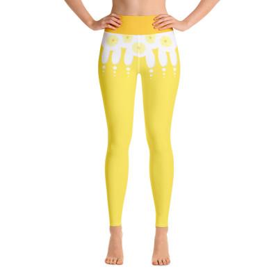 Lemonade Yoga Leggings