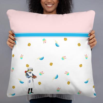 Baker girl Pillow