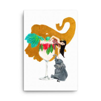 Mer-Esco Cocktail Canvas