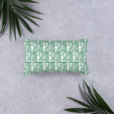 Mer-tai Pillow