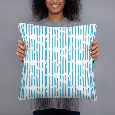 Florida Spoonbills 18x18 Pillow
