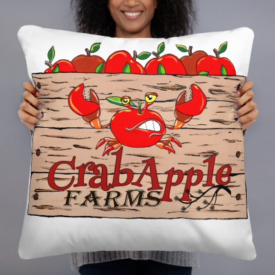 Crabapple Farms Basic Pillow