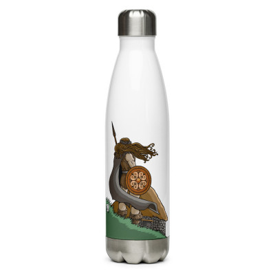 "Botella de acero ""Astures"""