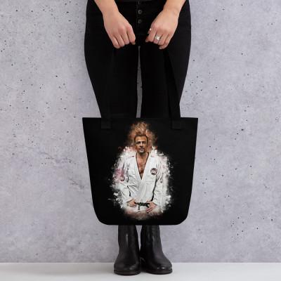 Flanery BJJ Grunge Tote bag