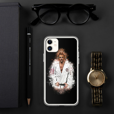 Flanery BJJ iPhone Case