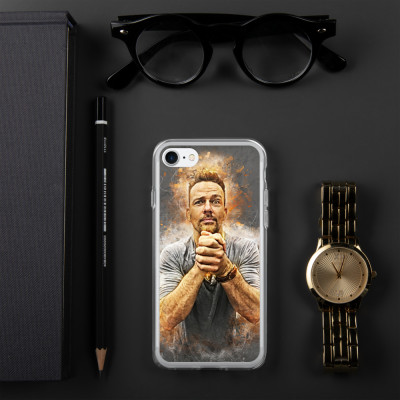 Earnestly Flanery iPhone Case