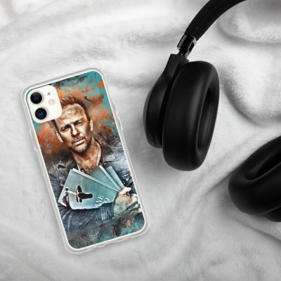 Flanery with Jane Two iPhone Case