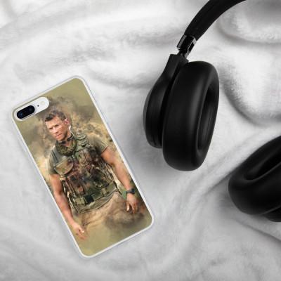 Sniper Beckett Watercolor iPhone Case
